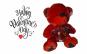 Urs Valentine 's Day 55 cm muzical