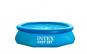 Piscina gonflabila Intex Easy Set 305 X 76, 3853 L cu pompa filtranta recilculara inclusa