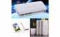 Baterie externa 20000 mAh, cu 3 usb-uri, pentru telefoane tablete camere foto/video