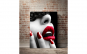 Tablou canvas Red Desire, 70 x 100cm Black Friday Romania 2017