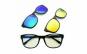 Pachet promotional 3 in 1 - ochelari cu lentile interschimbabile, Magic Vision