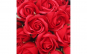 Buchet 18 trandafiri din sapun in cutie