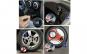 Compresor auto cu 3 capete