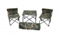 Set masa si 2 scaune pentru camping