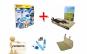 Perie pentru curatat parul animalelor + Husa auto protectie pentru animale