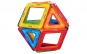 Set constructii magnetice, 20 piese