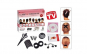 Set coafura hairgami total makeover kit