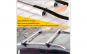 Kit bare portbagaj cu cheie VW Touran II dupa 2015-prezent - Aluminiu - BRT021