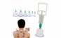 Set 12 ventuze masaj + 50 plasturi detox
