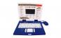 Laptop interactiv pentru copii-Primul meu calculator ,65 functii,Engleza-Franceza,Albastru