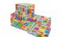 Covoras Mare de Joaca Puzzle - Imprimeu Colorat