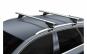 Bare / Set 2 bare portbagaj cu cheie AUDI A4 B9 dupa 2016-prezent Combi / Avant / Caravan - ALUMINIU -