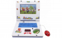 Laptop pentru copilul tau cu ecran si mouse ,albastru
