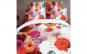 Lenjerie 3D - modele florale romanesti