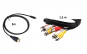 Set cablu 3 RCA/3