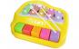 Jucarie muzicala 2 in 1 Xilofon, materiale non-toxice, culori vibrante