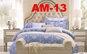 Lenjerii Bumbac 6 Piese Luxury Aquamarine, la doar158 RON in loc de 499 RON