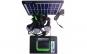 Set panou solar cu 3 becuri