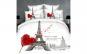 Lenjerie 3D cu model Paris Black Friday Romania 2017