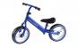 Bicicleta fara pedale Kruzzel, 12 inch, roti cu lumini LED, Albastru.
