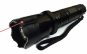 Lanterna cu electrosoc si laser pentru autoaparare