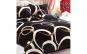 Lenjerie Cocolino - model negru cercuri