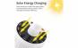Bec LED solar cu agatatoare, 220V