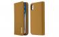 Husa Bookcase DUX DUCIS Wish Genuine Leather iPhone XS   X brown