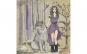Tablou Canvas cu Animale 001 70 x 70 cm