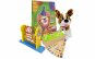 Set Sortator Montessori + catelus din plus + jucarie motricitate + punga cadou, PAKWD01