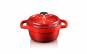 CRATITA CAPAC AL.16x7.5CM 1.2L HOME CHEF