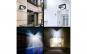 Set 8 Lampi solare 100LED, senzor de