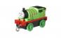 Thomas locomotiva Mattel push along verde