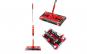 Matura Swivel Sweeper rotativa, extensibila, fara fir, cu acumulator