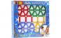 Joc creativ pentru copii, Magnastix, 103 piese