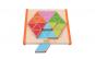 Joc Mozaic lemn Montessori