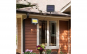 Lampa solara cu panou solar si senzor