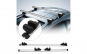 Kit set 2 bare portbagaj cu cheie Opel Astra G 1998-2008 Combi / Break / Caravan  SHD AUTO