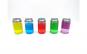 Set 5 Gelatina modelatoare doza, multicolora