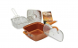 Tigaie multifunctionala, non aderenta, patrata, copper, friteuza, pentru cuptor, migas