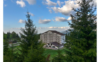 Cheile Gradistei Resort and SPA 3*