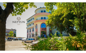 Hotel Neptun 3*, Early Booking Litoral, Eforie
